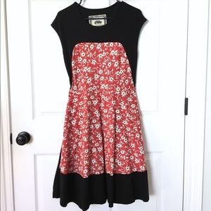 ModCloth Effie's Heart Dress Size Medium